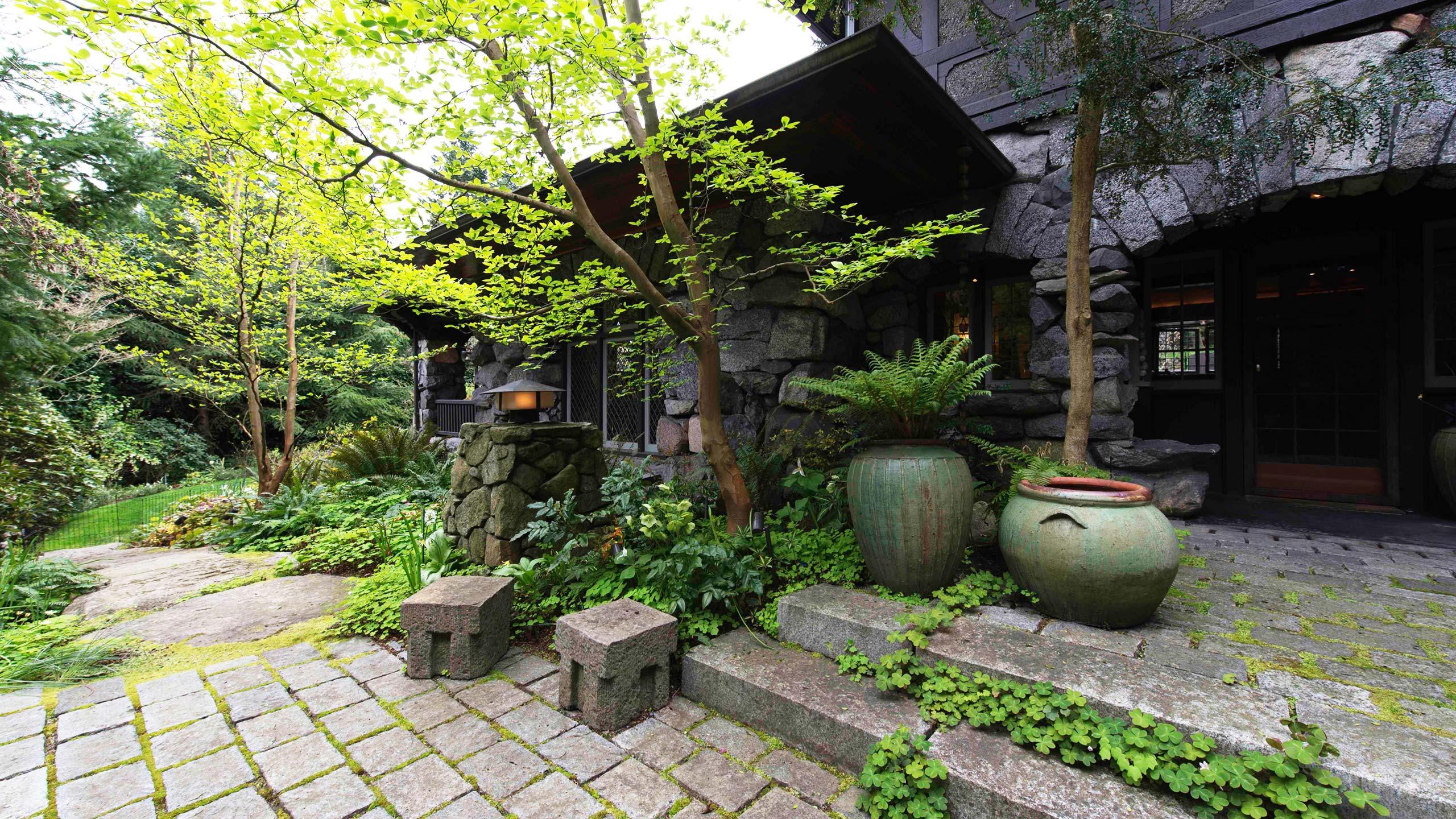 Arboretum Landmark Landscape - Robert Edson Swain ...